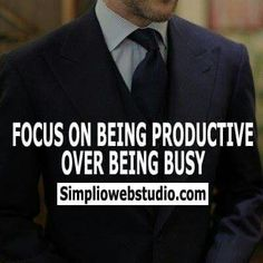 Don't focus on the hours you put in. Focus on what you put into those hours.