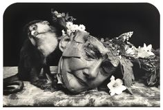 Face of a Woman (2004) Joel-Peter Witkin