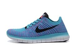 nike womens free flyknit+ 5.0 running trainers nyc