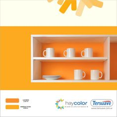Más opciones con diferentes y novedosos usos del color naranja en www.tersuave.com.ar.  Habitaciones, Casas, Oficinas, Exteriores, Interiores, Muebles, etc. Todo podés renovarlo con Tersuave.