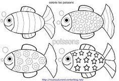 plastique dingue gabarit poisson - Recherche Google