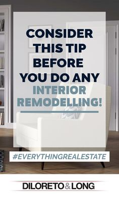 Check this out if you're thinking about remodelling your home or condo! There are a lot of great tips and tricks that you could utilize!