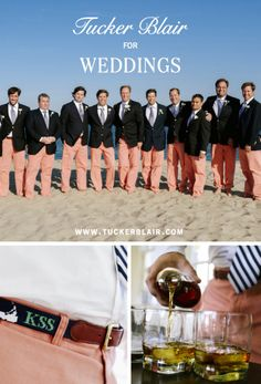 love these fashionable groomsmen and groom. If you want the best officiant for your Outer Banks, NC, ceremony, contact Rev. Barbara Mulford: myobxofficiant.com/