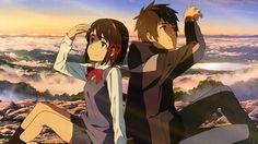 It's the origin of the term 'tasogare-doki'. You know what 'tasogare-doki' means, right? Kimi No Na Wa, Bakemono No Ko, Manga, Makoto, Japanese Anime Series, Ghost In The Shell, Best Waifu, Fullmetal Alchemist, Anime Couples