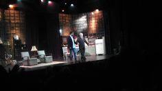 """Πρεμιερα για την παρασταση """"Καθε Πεμπτη κ. Γκριν"""" στο θεατρο Ανεσις"""