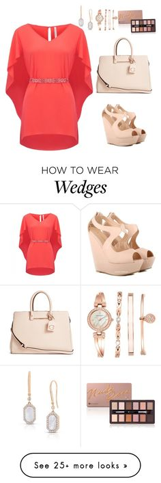 """""""Untitled #315"""" by sophie107 on Polyvore featuring Forever New, GUESS, Roberto Coin, Anne Klein, women's clothing, women's fashion, women, female, woman and misses"""