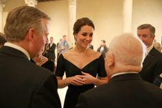 Kate Middleton Photos: Inside St. Andrews 600th Anniversary Dinner