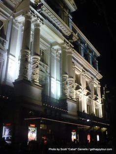 Carre Theater,Amsterdam.WT.s Theater-tour 2012