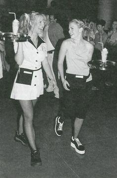Britney Spears & Melissa Joan Hart