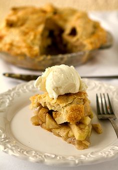 Classic Apple PIe- can't wait to bake apple pie!!!