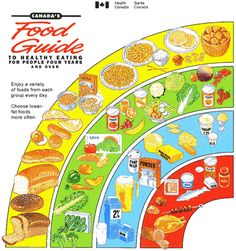 This year, I'd like to follow the Canada's Food Guide more diligently and ensure that I eat the right foods in the right servings! #GoUnDiet2013