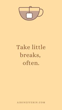 Reminder to take as many little breaks as you need. Real Talk Quotes, Self Love Quotes, Change Quotes, True Quotes, Motivational Quotes, Funny Quotes, Mental Health Problems, Mental Health Matters, Mental Health Awareness