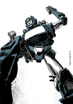 Comic Book Artist: Declan Shalvey