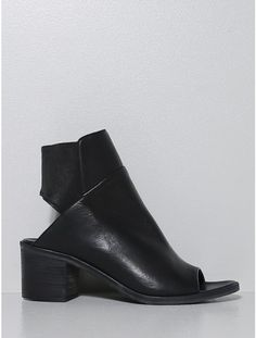 LD Tuttle the remove stacked heel