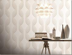 Decore sua casa com papel de parede