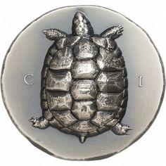 Mint Coins, Silver Coins, Proof Coins, Cook Islands, Precious Metals, Tortoise, Antiques, Boutique, Greek Design