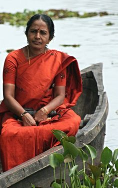Kerala Backwaters , India