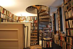 Antique Bookstore in Heidelberg