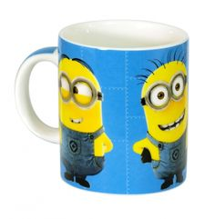 Despicable me 2 minions mug