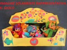 D8] BRICIOLINA AZZURRO - ESCLUSIVA GIG - EL GRECO - COD. K.15/49 - FONDO MAGAZ, in [Giocattoli e modellismo, Bambole e accessori, Bambolotti e accessori | eBay