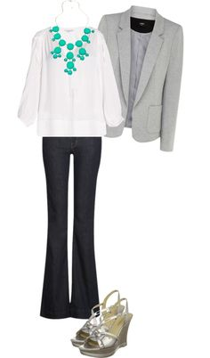 """""""ootd - work to date night"""" by wrymommy on Polyvore"""