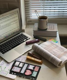 Coffee Study, Study Pictures, Study Organization, School Study Tips, Work Motivation, Study Space, Study Hard, School Notes, Studyblr