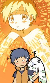 yaoi boys gay Digimon