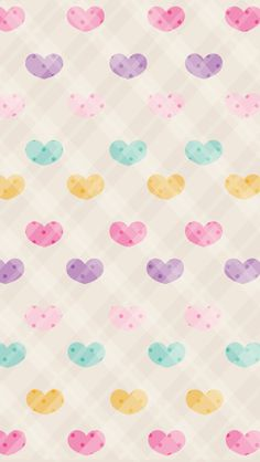 Pretty phone wallpaper, heart wallpaper, cellphone wallpaper, wallpaper for your phone, pattern Cute Pastel Wallpaper, Pretty Phone Wallpaper, Wallpaper For Your Phone, Heart Wallpaper, Love Wallpaper, Cellphone Wallpaper, Screen Wallpaper, Pattern Wallpaper, Iphone Wallpaper