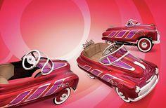 124834d787d 24 Best Lowrider Pedal Cars images