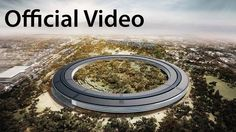 Apples new Gigantic campus 2 latest video by drone and its enormous