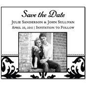 mark thinks sending a STDate magnet would be a good idea. We could put a picture of your mom and dad from the wedding.