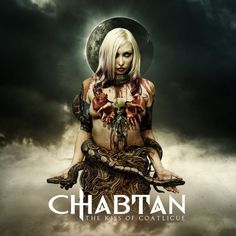 Chabtan - The Kiss Of Coatlicue (2015) | Melodic Death Metal/Deathcore