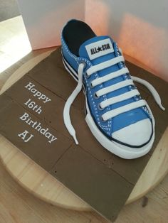 Best 25 Converse Cake Ideas On Pinterest Fondant Baby