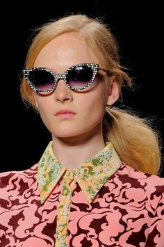 FOR THE LOVE OF SUNNIES: THE BEST SHADES AT NYFW