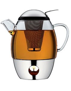 manchannel: Teapot with Warmer