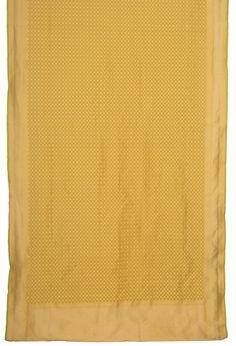 Shivangi Kasliwaal Handwoven Banarasi Cotton Sari 1012934 - / Shivangi Kasliwal - Parisera