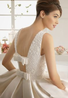 Aire Barcelona 2015 Bridal Collection