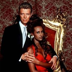 "HAPPY 20TH ANNIVERSARY DAVID AND IMAN  ""I believe in magic, Angel for life..."" absolutely amazing it seems that no one last 20 years anymore in hollywood or real life."