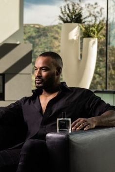 #TysonBeckford gives #DuJour a virtual look behind the scenes from his sunny home in #Miami. We talk #OrionSkye, #GrapeStars and more.