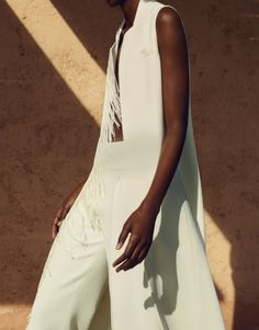 Aamito Lagum by Mel Bles for Porter Magazine Spring 2016 13
