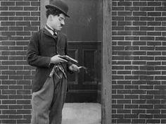 Charlie Chaplin ~ A Film Johnnie (1914)