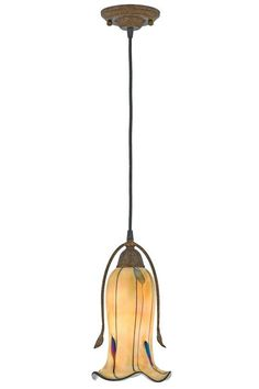 Venice Mini Pendant - Ceiling Fixtures - Lighting | HomeDecorators.com
