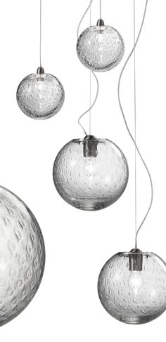 VISTOSI Bolle pendant(ヴィストージ ボーレ)|イタリア・スペインの輸入照明器具 ルミナベッラ Luminabella