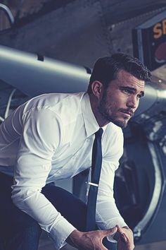 """""""Mens Fashion // The risk taker… © 