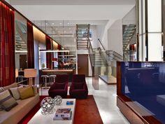 Joule Hotel Dallas Penthouse Suites - Tihany Design