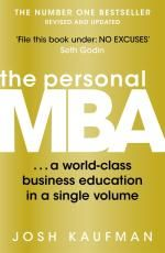 The Personal MBA : A World-Class Business Education in a Single Volume - Josh Kaufman Business Bestseller on discounted price. use promo codes and coupon codes.
