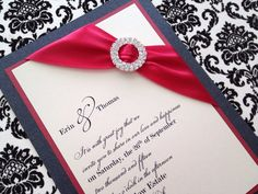 Elegant Double Rhinestone Circlewedding by EverlastingMoment