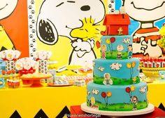 Snoopy by Une Dune Festas – Inspire sua Festa – Bem vindo ao Blog