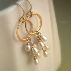 great bridesmaid earrings