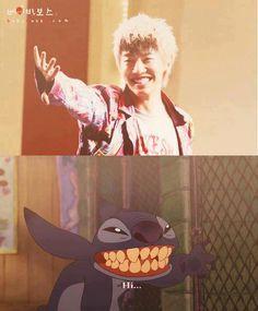 Hahahaha funny yet cute <3